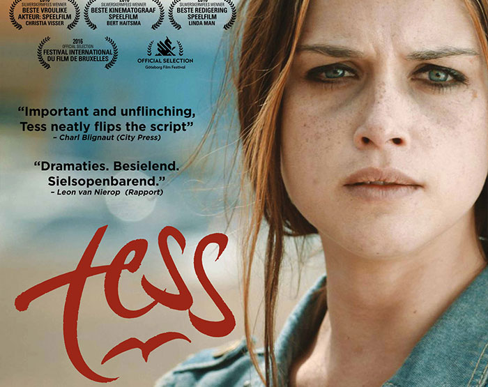 Tess gets international distributor
